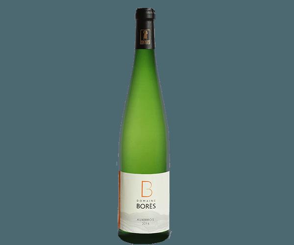 Vin d'Alsace Auxerrois 2016 Domaine Borès