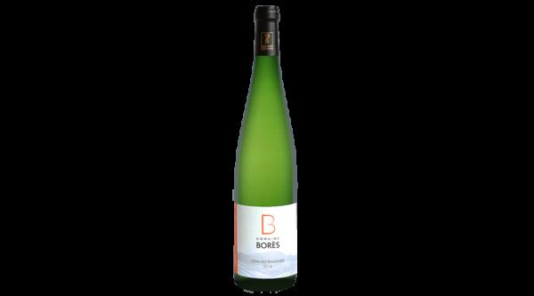 Vin d'Alsace Gewurztraminer 2016 Domaine Borès