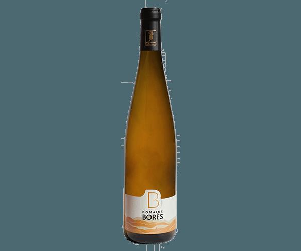Vin d'Alsace Gewurztraminer Vendange Tardive 2017 Domaine Borès