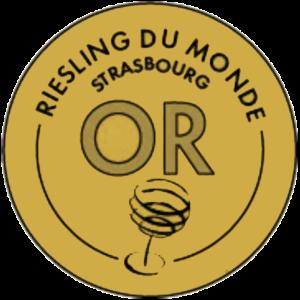 Médaille d'Or du Meilleur Riesling du Monde _reve de pierres_Domaine Borès Reichsfeld