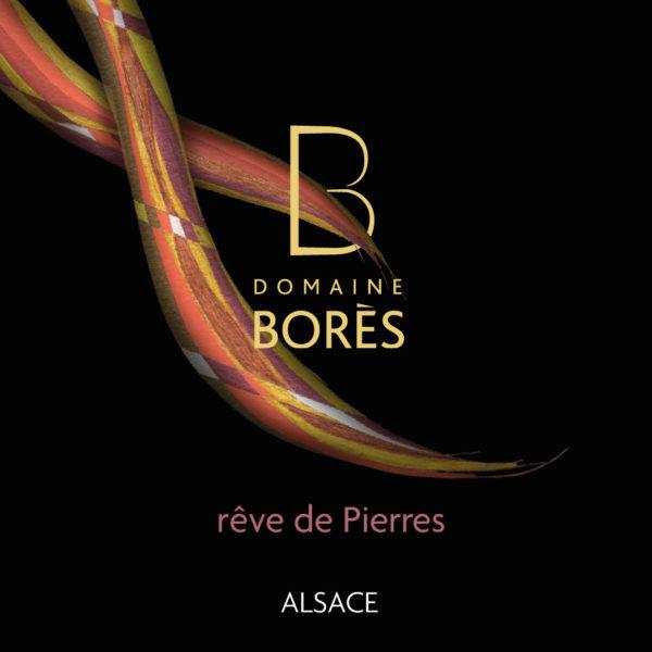 riesling_reve_de_pierres_Vin d'Alsace Domaine Borès Reichsfeld