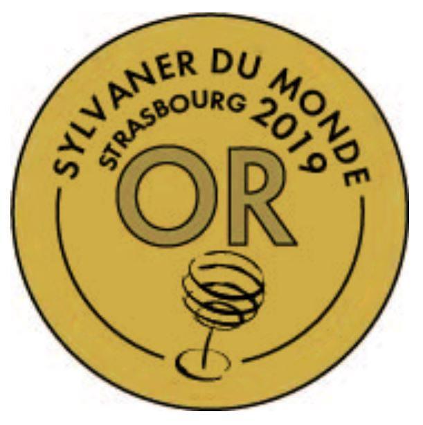 Médaille d'Or du Meilleur Sylvaner du Monde _perles rares sylvaner_Domaine Borès Reichsfeld