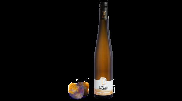 pinot_gris_selection_de_grains_nobles_schieferberg_2017 Vin d'Alsace Domaine Borès Reichsfeld
