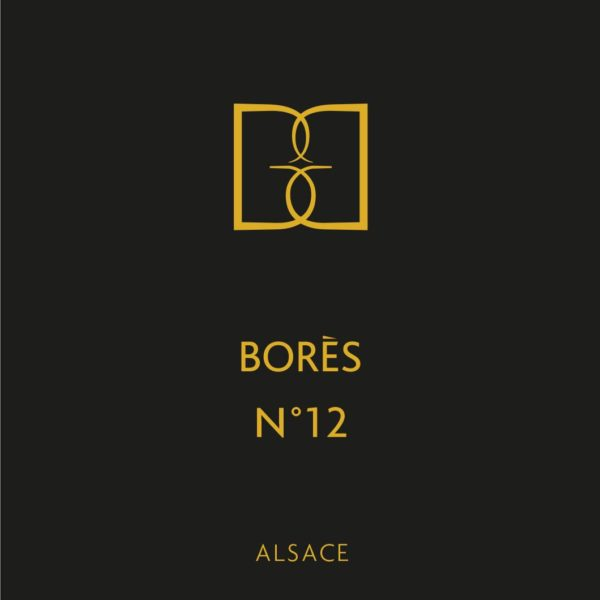 Vin Alsace Gewurztraminer Bores numero 12 Domaine Borès