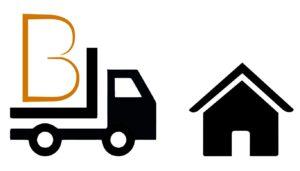 livraison à domicile gratuite pour toute commande sur la boutique en ligne
