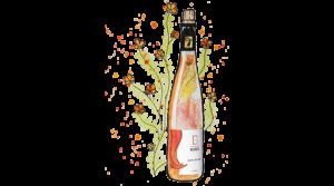 Grains de folie, Vin Alsace assemblage de 4 cépages du Domaine Borès
