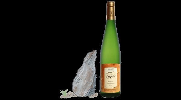 riesling_schieferberg_2014_Vin d'Alsace Domaine Borès Reichsfeld