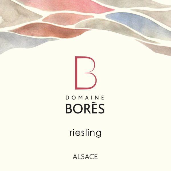 riesling_intemporels Vin d'Alsace Domaine Borès Reichsfeld