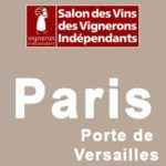 Salon des vignerons indépendants Paris Porte de Versailles