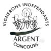 Medaille Argent Concours Vignerons Independant