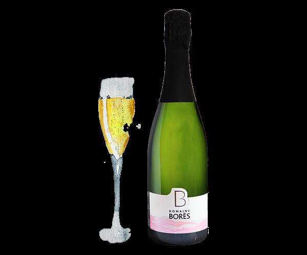 cremant_blanc_de_blancs_brut Vin d'Alsace Domaine Borès Reichsfeld