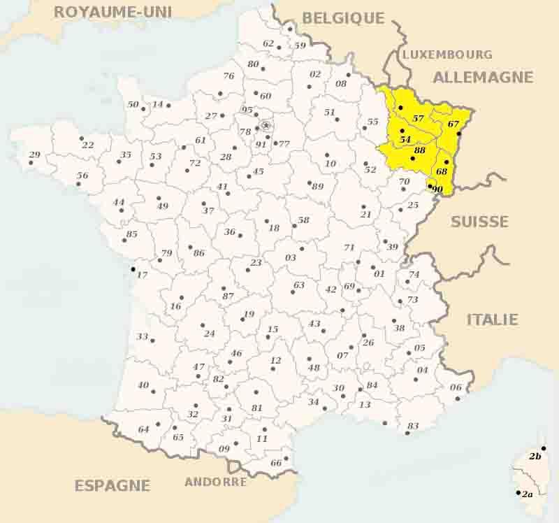 Tournee de livraison par nos soins Alsace Lorraine avant Pâques Domaine Bores Reichsfeld Vin Cremant Alsace Schieferberg