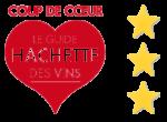 guide_hachette_coup_de_coeur_pinot_gris_selection_de_grains_nobles_Vin d'Alsace Domaine Borès Reichsfeld